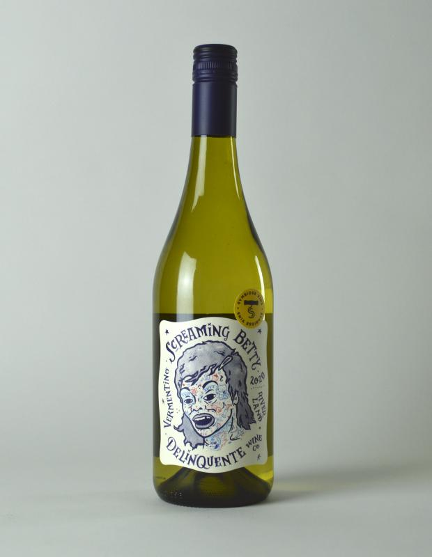 delinquente-wine-company-screaming-betty-vermentino-riverland-australie-symbiose-vins-saq